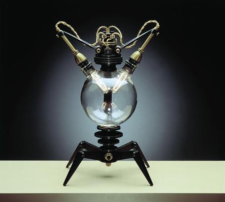 Frank Buchwald_steamp punk lamp